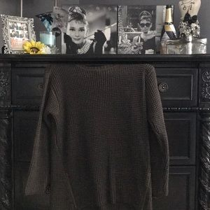 Olive Green Forever 21 Sweater
